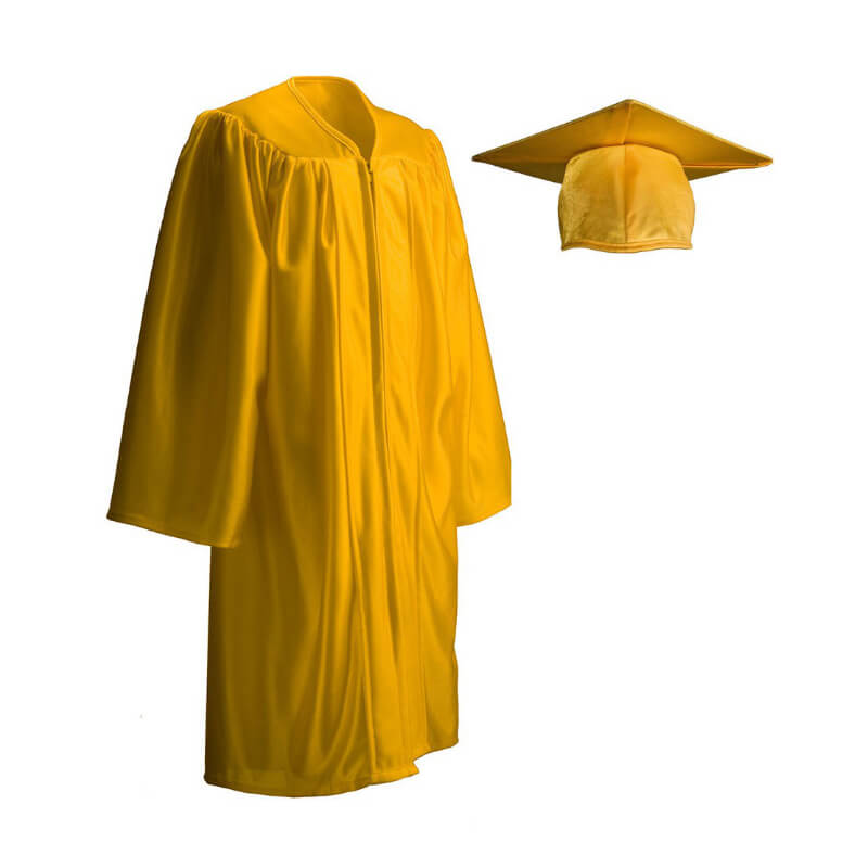 Child Cap Gown Gold Xs Grads4good
